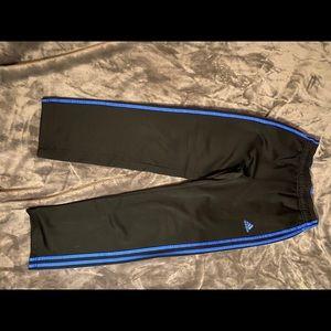 adidas climawarm boys track pants